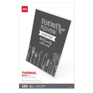 Office Depot Brand Laminating Pouches 11 X 17 Pack Of 150 Pouches