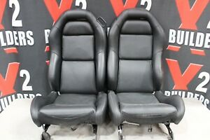 Gen 2 1996 2002 Dodge Viper Seat Set Bucket Project Hot Rod Seats G25
