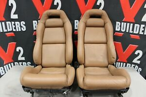 Gen 1 1992 1995 Dodge Viper Seat Set Bucket Project Hot Rod Seats G18
