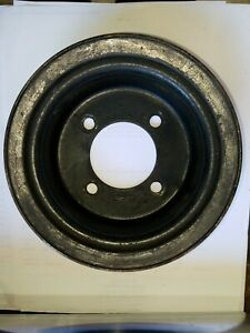 Ford Crank Pulley D0oe 6312 A 70 71 Mustang Torino Cougar Fairlane 302 351