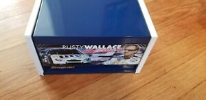 Snap On Tool Micro Top Box Chest Rusty Wallace Collector Ltd Edition Ultra Rare