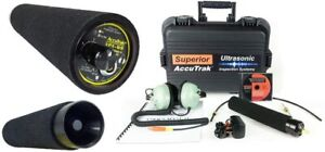 Superior Signal Vpx wr Accutrak Ultrasonic Leak Detector With Dynamic Noise D