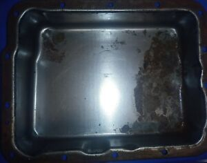 1955 Thru 67 Ford Fordomatic Cruiseomatic Transmission Pan Small Case