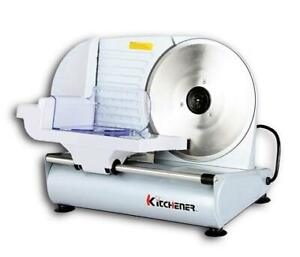 Commercial Electric Meat Slicer 9 Ham salami Blade Kitchener Deli Cheese Cutter