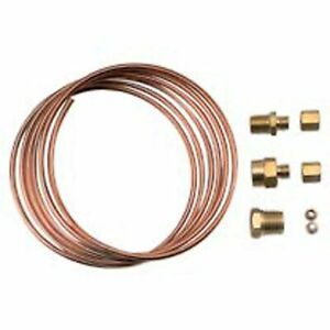 Equus 9901 Gauge Supply Line Kit Copper For Mechanical Pressure Guages 72 Inche