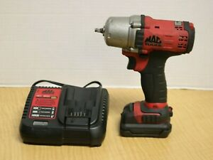 Mac Tools 1 4 Impact Wrench Battery And Charger Bwp025