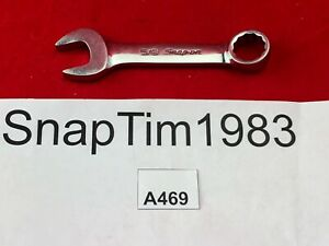 Snap On Tools 5 8 Midget Combination Wrench Short Stubby Usa Oxi20b
