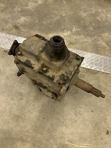 T98 4 Speed Transmission Jeep Scout Ford