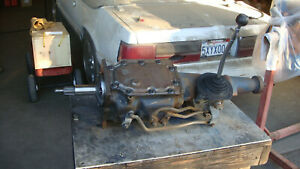 1964 Sunbeam Tiger Cobra Close Ratio Toploader Transmission Heh 4 Speed Hipo289