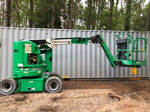 2012 Jlg E300ajpelectronic Articulating Boom Lift Used