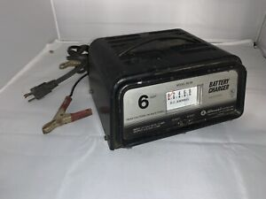 Pre Owned Tested Schumacher Se 86 6 12 Volt 6 Amp Solid State Battery Charger