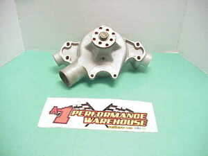 Adams Sb Chevy Water Pump Aluminum From A Nascar Hendrick Engine Ee J2