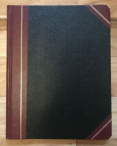 New Boorum Pease Columnar Book 21150r 150 Pgs 10 3 8x8 3 8 Ledger freeship