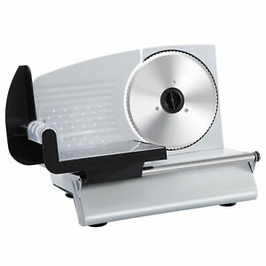Deli Meat Cheese Food Slicer Cheese Ham Bread 7 5 Blade Commercial Meat Slicer