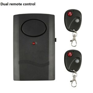 Universal Wireless Bluetooth Remote Alarm Theft Protection 25m For Motorcycle