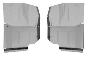 Front Floor Pan Section For 76 86 Jeep Cj7 87 96 Wrangler Pair