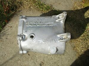 1968 Muncie 4 Speed Case 3925660 Date P8t14 Chevy Chevelle Ss 660 Fremont Plant