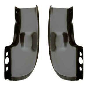 Lower Rear Sec Of Front Wheelhouse For 47 55 Chevy Gmc Ck Truck 1st Series Pair