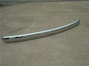 1940 Ford Passenger Front Or Rear Bumper Beautiful Chrome Plated Reproduction