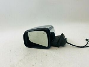 2011 2019 Oem Jeep Grand Cherokee Heated Blind Spot Side Mirror Left Driver