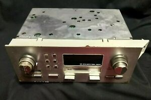 82 89 Factory Chrysler Fifth Avenue Am Fm Radio Cassette Vtg Car Stereo