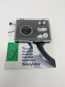 Welch Allyn Tycos Harvey Dlx Stethoscope Accessories Parts