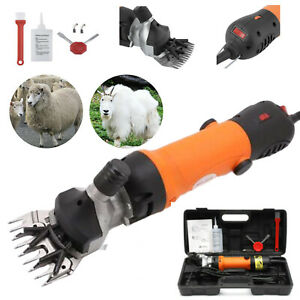Electric Farm Supplies 500w Sheep Shears Goat Clippers Animal Fur Shave Grooming