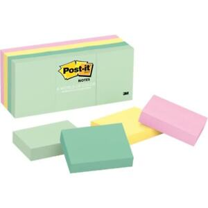 Post it Notes Original 1 1 2 x2 12 pk Marseille