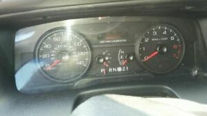 Speedometer Cluster Column Shift Analog Mph Fits 07 Crown Victoria 1331826