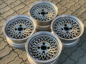 Rare Old School Collapsible Forging 4 114 3 Ssr Racing Hart Spinner Mesh R15