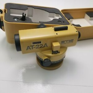 Topcon Beijing At 22a Automatic Level