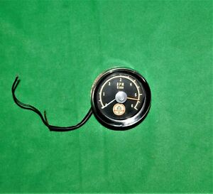 65 66 Ford Mustang Torino Fairlane Faria Cobra Tach 6 000 Rpm Shelby Gt350