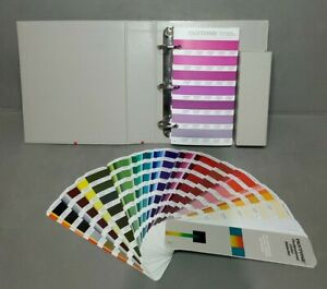 Rare Vintage Pantone Color System Guide Specifier And Selector Paint