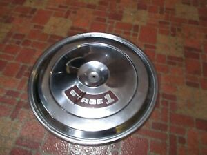 1969 74 Buick Stage 1 Air Cleaner Chrome Lid Top Only