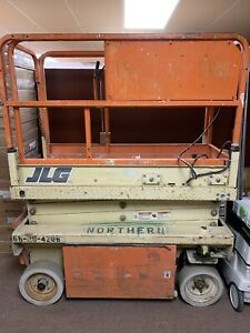Jlg 1932e2 Electric Scissor Lift