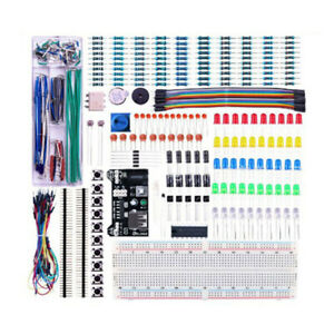 With Storage Box Electronic Component Set Kit Power Supply Resistors Practical