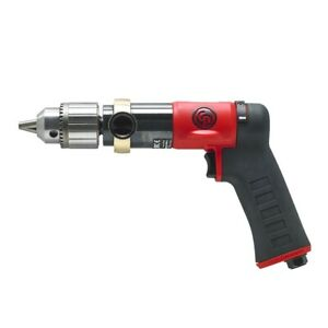 Chicago Pneumatic 8941097890 Reversible 1 2 In Key Drill