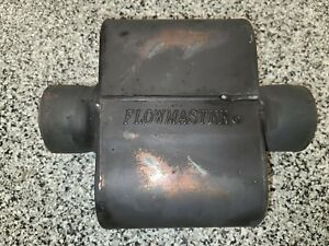 Flowmaster Super 10 Series Muffler 3 In 3 Out