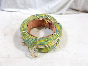 Two Large Rolls Of Wire With 2 Strands 22 Gg