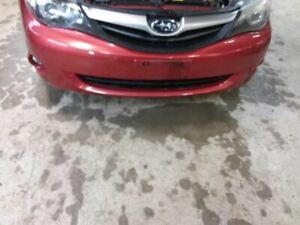 2008 2011 Impreza Front Bumper Cover Exc Wrx And Sti W O Ground Effects