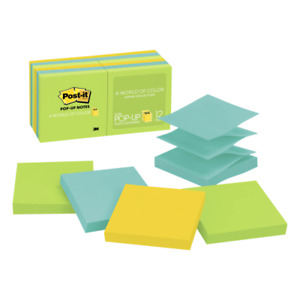 Post it Notes Refills 3 x3 100 Sh pd 12 pk Jaipur