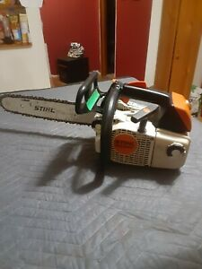 Stihl Ms200t Tophandle Climbing Saw Tree Trimming Holy Grail Of Chainsaws