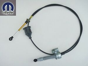 Dodge Chrysler 1999 2002 Automatic Transmission Floor Shift Shifter Cable