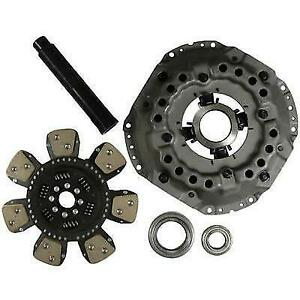 Clutch Kit For Ford 2600 3000 3600 4110 4600 5000 5610 6600 6610new Holland