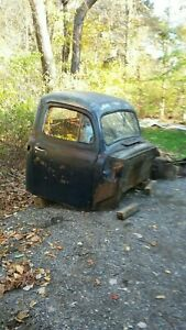 1949 Ford F1 Truck Parts Lot