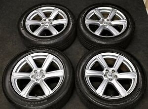 2020 Factory Volvo Xc90 T5 T6 19 Oem Wheels Tires Rims