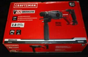New Craftsman 20v Li ion 7 8 Sds Rotary Hammer Tool only Cmch233b
