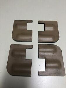 Gm 1703738 1703739 Full Size Power Seat Track Bolt Covers Cadillac Buick Pontiac