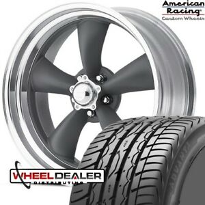 20x8 20x10 American Racing Vn215 Wheels With Tires Gm C10 Squarebody Chevy Gmc