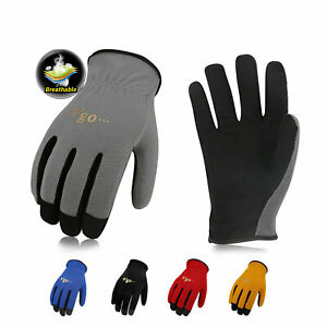 Vgo 5 15 30 Pairs Multifunctional Light Duty Work Gloves garden Gloves al8736